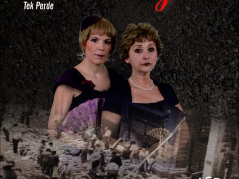eleni ve gül tiyatro afiş