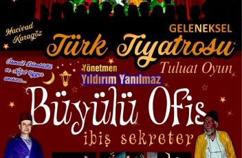 sf türk tiyatrosu afiş